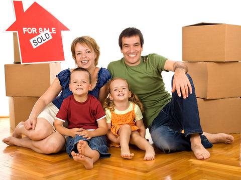 Bolton Removals Happy Family